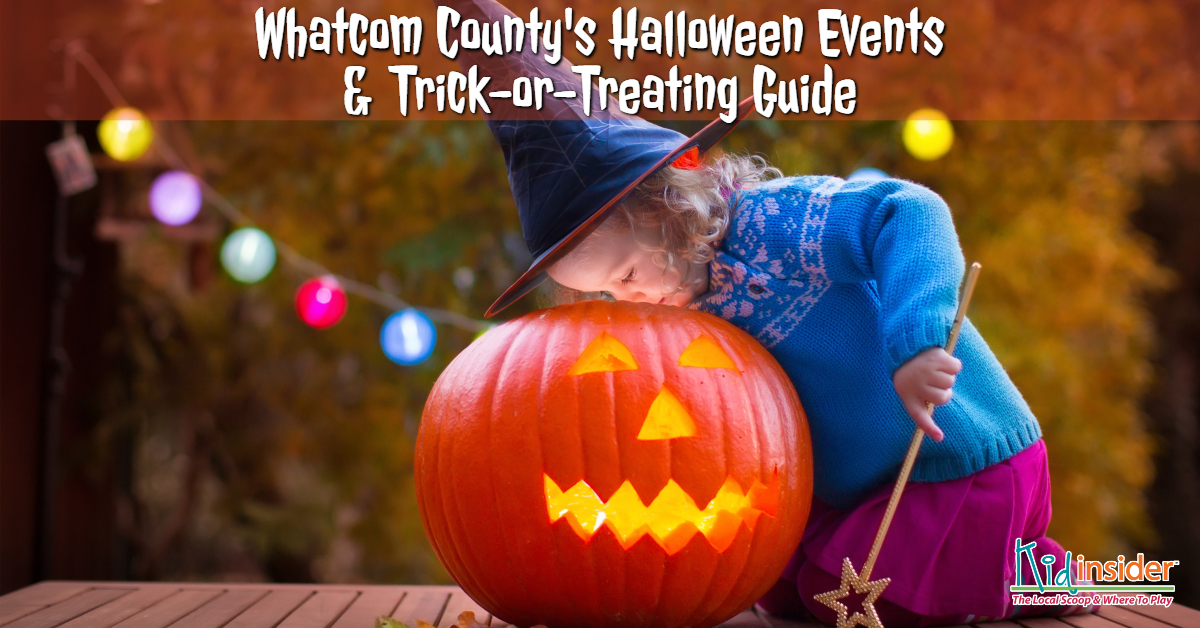 Trick-or-Treating and Halloween Activities in Whatcom County